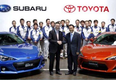 Toyota, Subaru'da Yer Alan Hissesini Tekrardan Artırdı